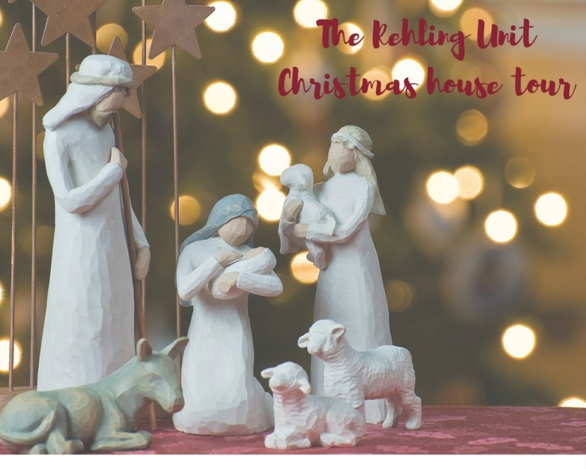 The Rehling Unit Christmas house tour
