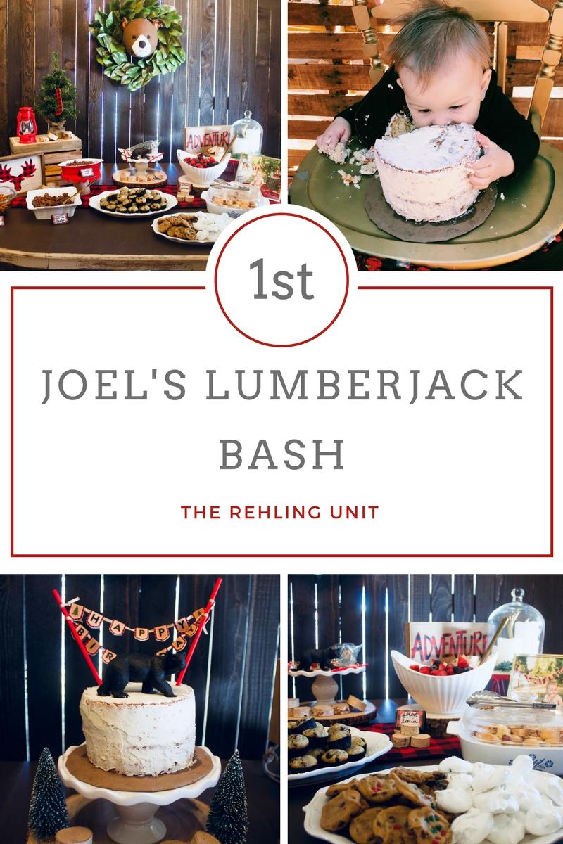 joel's lumberjack bash